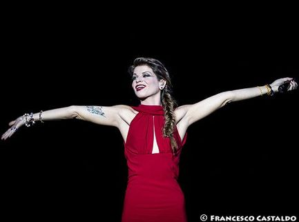 Alessandra Amoroso: una voce black prestata al pop