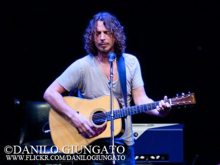 Chris Cornell, il primo singolo dal nuovo album: LYRIC VIDEO