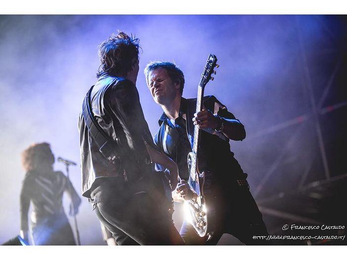 I Duran Duran in concerto alla NASA: i video