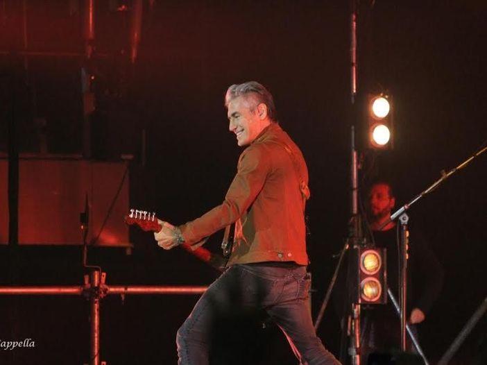 Ligabue suona per intero 'Made in Italy' al raduno del Bar Mario a Firenze - il report del concerto