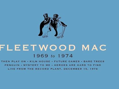 Fleetwood Mac, un box di otto CD in uscita a fine estate. Tracklist completa