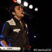18 Giugno 2011 - Spilla Festival - Piazza del Plebiscito - Ancona - Mystery Jets in concerto