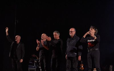 26 marzo 2019 - Teatro Carlo Felice - Genova - PFM in concerto