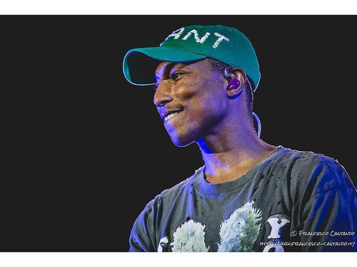 """Pharrell Williams, esce la colonna sonora di """"Il diritto di contare"""""""