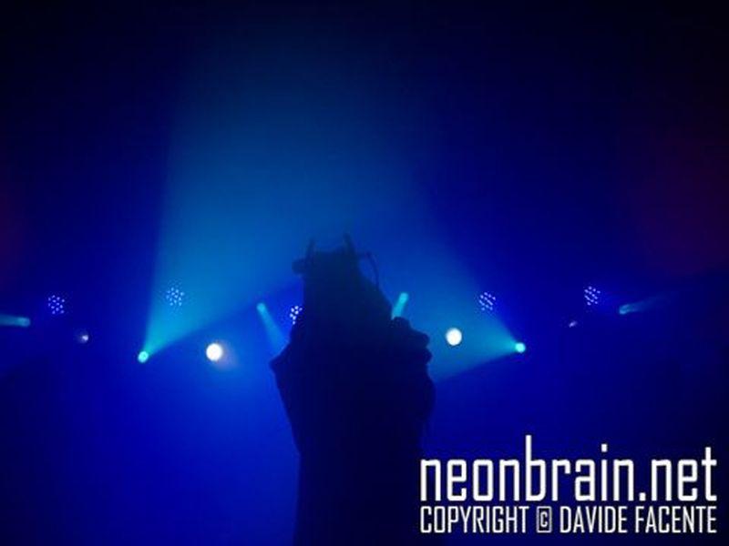 30 Settembre 2011 - Circolo degli Artisti - Roma - Sunn-O in concerto