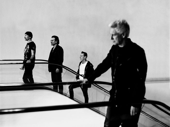 U2: in forse la data italiana dell''Elevation tour'