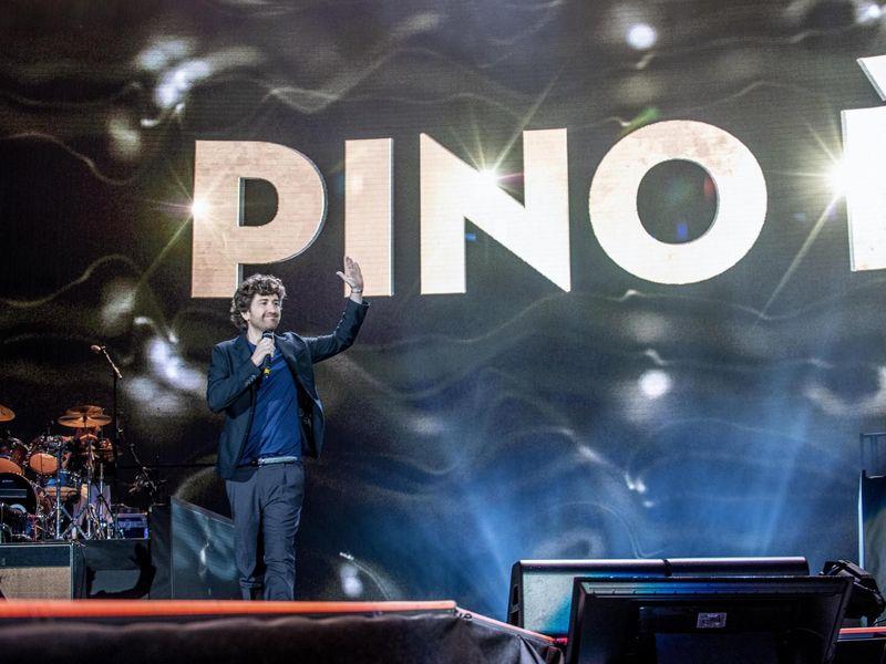 7 giugno 2018 - Stadio San Paolo - Napoli - 'Pino è' omaggio a Pino Daniele