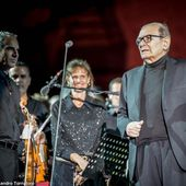 15 giugno 2019 - Terme di Caracalla - Roma - Ennio Morricone in concerto