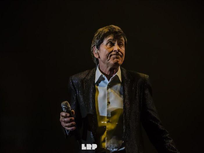 Gianni Morandi, i cantanti lo vogliono premier: 'Non è mica facile mettere tutti d'accordo'
