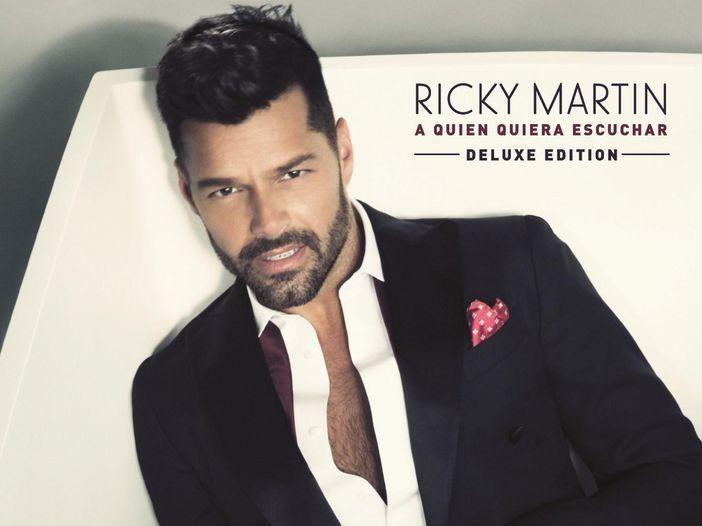 Sanremo, arriva l'animale da palcoscenico Ricky Martin