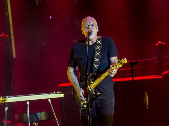 David Gilmour, lo storico ritorno a Pompei: la recensione del concerto