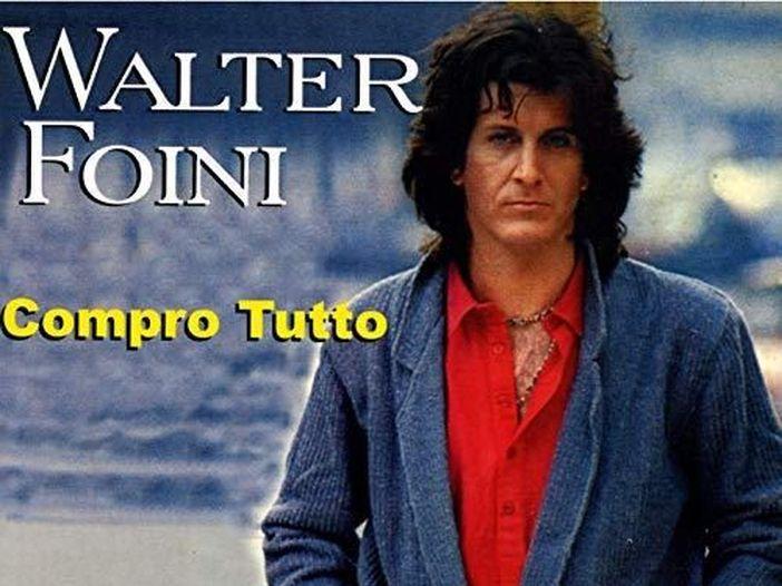 Walter Foini, i 45 giri 1975-1981
