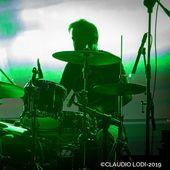 23 giugno 2019 - Rock in Roma - Ippodromo delle Capannelle - Roma - Anathema in concerto