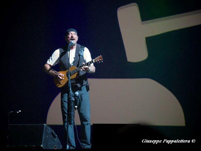 Ian Anderson (Jethro Tull): 'Soffro di una malattia cronica ai polmoni'