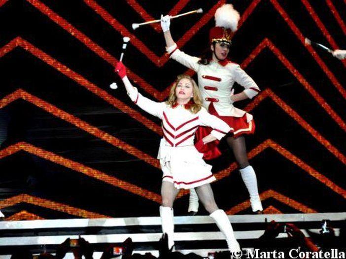 Incidente, a rischio il concerto svedese di Madonna?