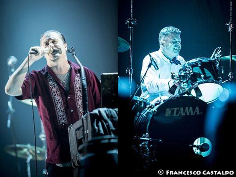 28 agosto 2013 - MediolanumForum - Assago (Mi) - Tomahawk in concerto