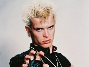 In arrivo l'album 'perduto' di Billy Idol