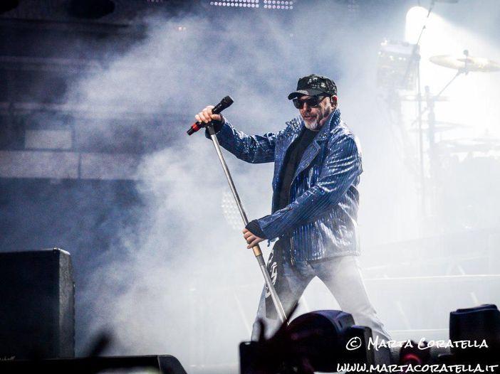 Vasco in mostra a Lucca: i 40 anni di carriera del rocker - GUARDA