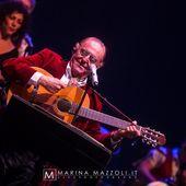 22 marzo 2016 - Teatro Carlo Felice - Genova - Renzo Arbore in concerto