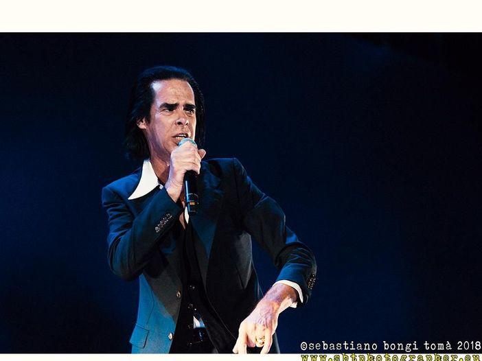 Nick Cave, ascolta in streaming in anteprima il nuovo album 'Ghosteen'