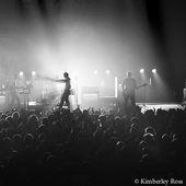 22 ottobre 2013 - Hammerstein Ballroom - New York - Franz Ferdinand in concerto