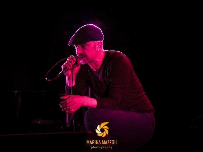7 dicembre 2017 - Teatro Ambra - Albenga (Sv) - Perturbazione in concerto