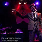 23 Novembre 2011 - Alcatraz - Milano - Aloe Blacc in concerto