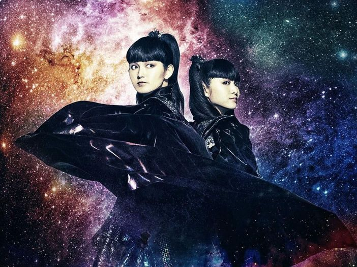 Babymetal, 'Metal galaxy' è al primo posto della 'Top Rock Albums' di Billboard