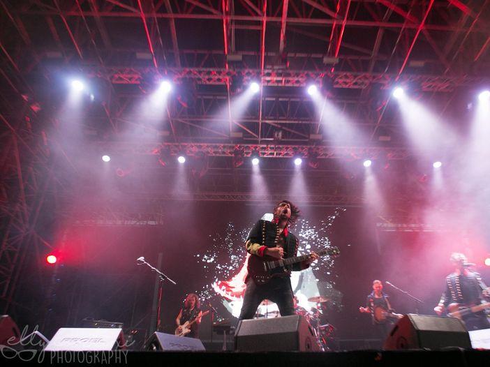 Concerti, Ministri: al via il tour per presentare 'Fuori'