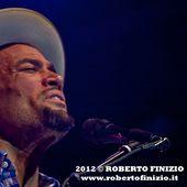18 luglio 2012 - 10 Giorni Suonati - Castello - Vigevano (Pv) - Ben Harper in concerto