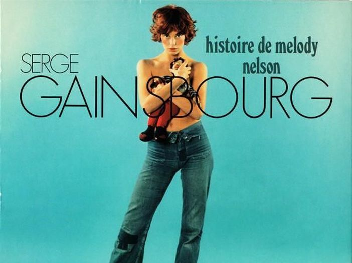 Serge Gainsbourg, un romanzo in rima del 1971