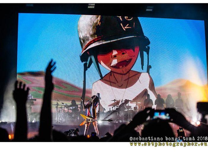 """""""Song Machine Live"""" dei Gorillaz: tutto quello che c'è da sapere"""