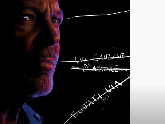 """Vasco Rossi, ascolta """"Una canzone d'amore... buttata via"""". Video trailer."""