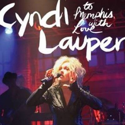 Cyndi Lauper/TO MEMPHIS WITH LOVE
