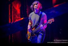 Maroon 5, arrestato per violenza domestica il bassista Mickey Madden