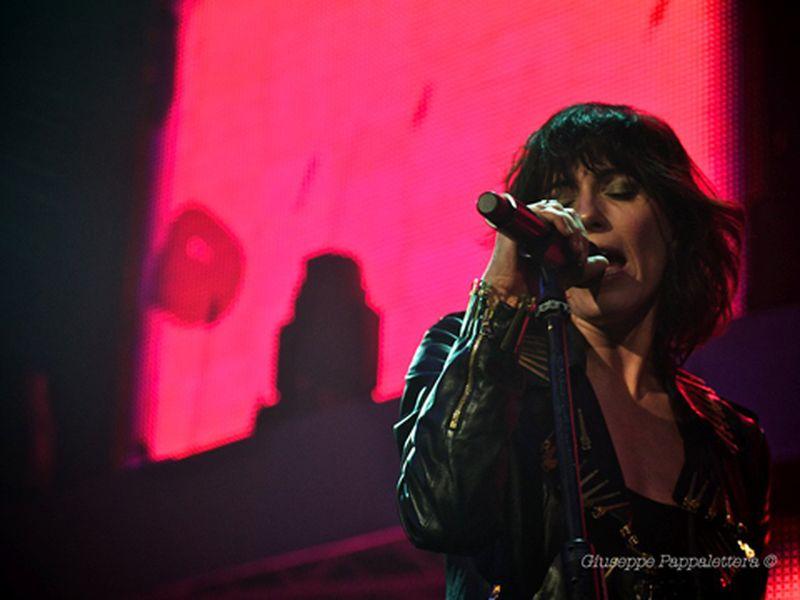 14 Marzo 2012 - Palasport - Udine - Giorgia in concerto
