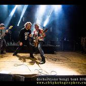 17 dicembre 2016 - The Cage Theatre - Livorno - Rebeldevil in concerto