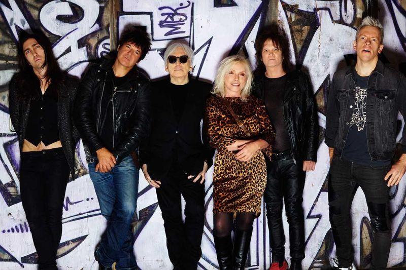 Blondie al lavoro su un nuovo album