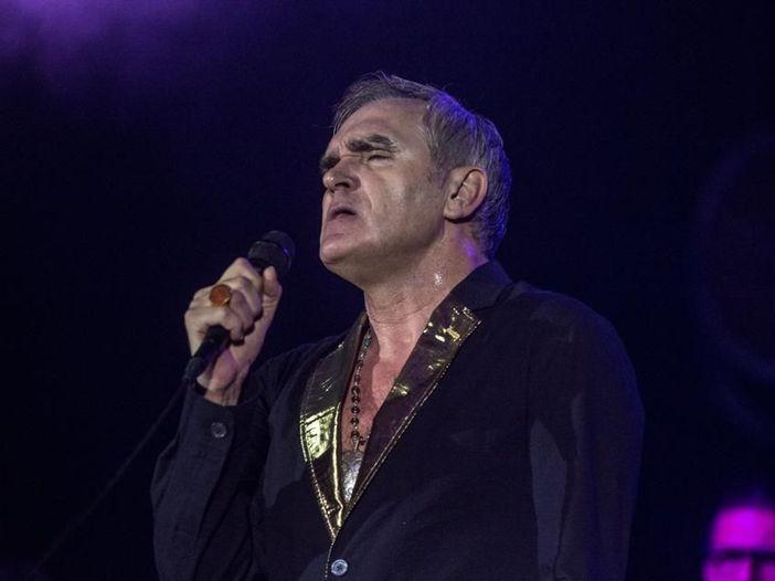 """Morrissey ai fan: """"Vi supplico, pregate per mia madre"""""""