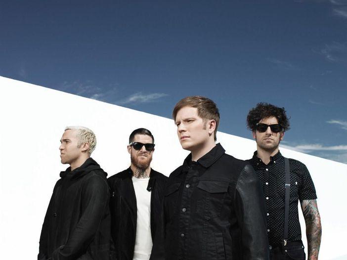 Fall Out Boy, arrestato a Los Angeles Patrick Stump