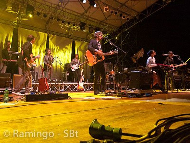 9 Settembre 2010 - Metarock - Pisa - Baustelle in concerto