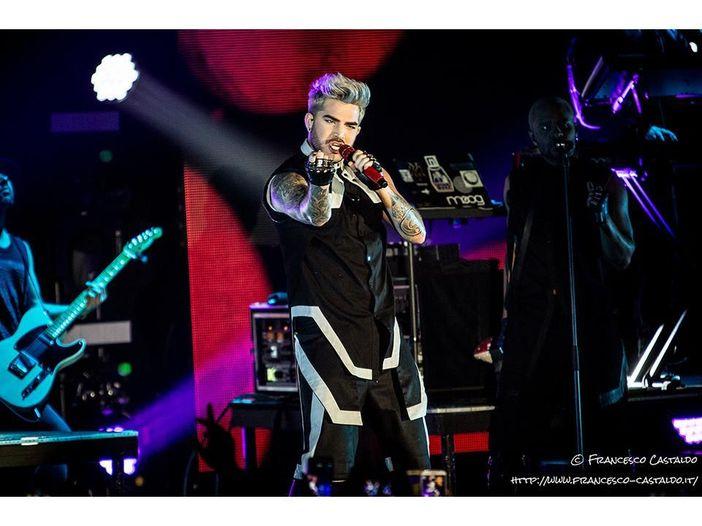 Adam Lambert: esce a marzo il nuovo album