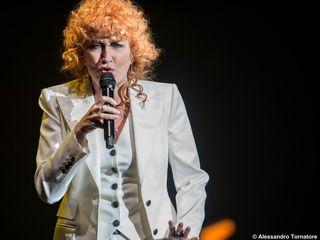 28 dicembre 2019 - Auditorium Parco della Musica - Roma - Fiorella Mannoia in concerto