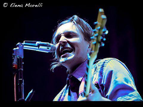 Arcade Fire al Coachella: sul palco anche Beck e i (finti) Daft Punk