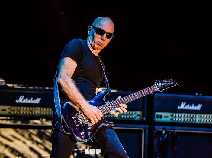Joe Satriani, l'album 'Shapeshifting' esce ad aprile. Ecco il primo singolo