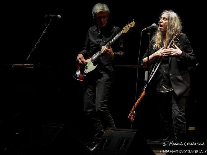 Patti Smith, nuovi concerti in Italia in autunno