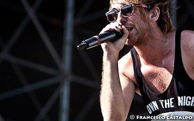 4 Settembre 2010 - Arena Parco Nord - Bologna - All Time Low in concerto