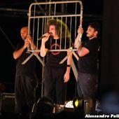 19 agosto 2018 - Festa Radio Onda d'Urto - Brescia - Caparezza in concerto