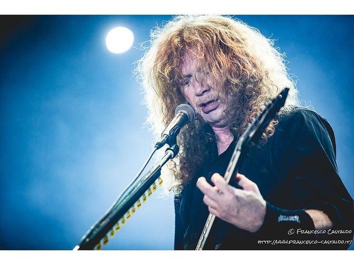 Dave Mustaine vorrebbe un ritorno dei Big Four con l'opzione Exodus se i Metallica non fossero disponibili