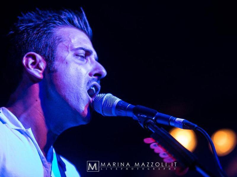 12 maggio 2016 - La Salumeria della Musica - Milano - Francesco Gabbani in concerto